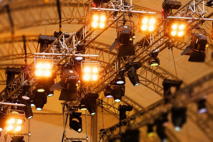 LXM Event Services Aberdeenshire Events Production